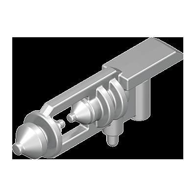 30231782_sparepart/Arme laser grise