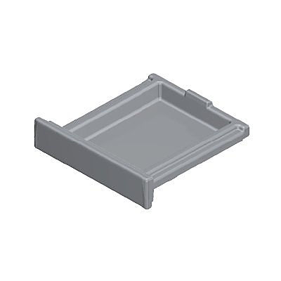 30232673_sparepart/DRAWER  SMALL  FOR CASH REGISTER GREY