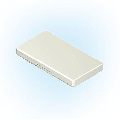 30233110_sparepart/LID FOR COOLER WHITE