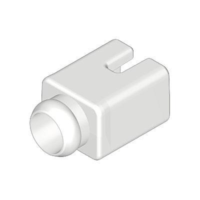 30235922_sparepart/Clip blanc pour jointure valisette