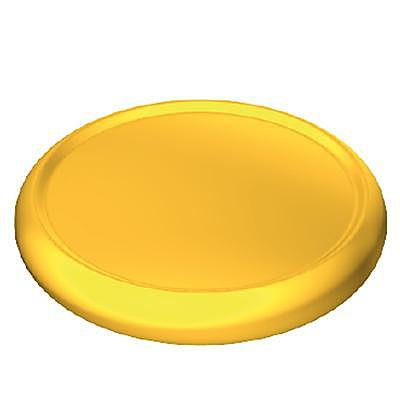 30238012_sparepart/Freezbee jaune