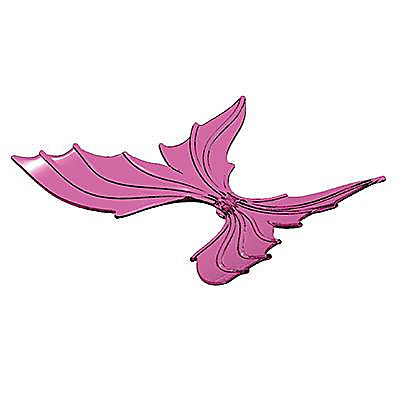 30238502_sparepart/Ailes roses papillon