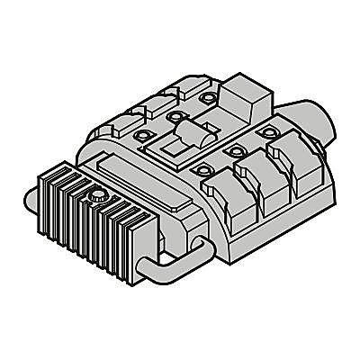 30239610_sparepart/Motorblock-LKW RC