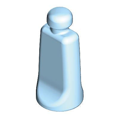 30242452_sparepart/SQUEEZE BOTTLE LIGHT BLUE