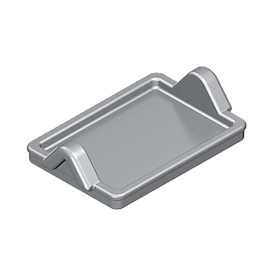 30243830_sparepart/TRAY WITH SIDE HANDLES GREY