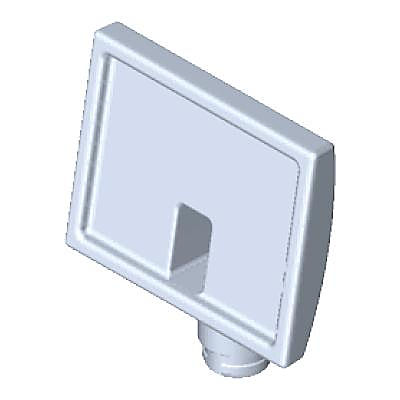 30244760_sparepart/COMPUTER MONITOR  SMALL FLAT SCREEN LIGH