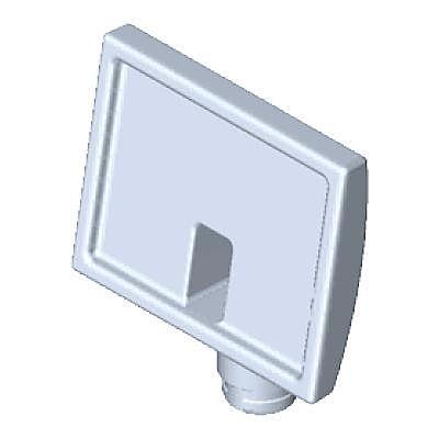 30244760_sparepart/COMPUTER MONITOR  SMALL FLAT SCREEN LIGH