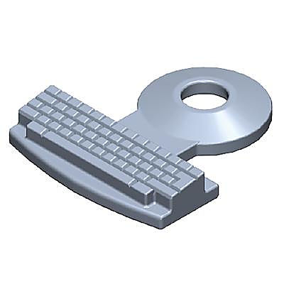 30244770_sparepart/COMPUTER KEYBOARD AND MONITOR STAND GREY