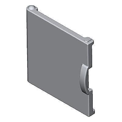 30250023_sparepart/Porte de compteur grise