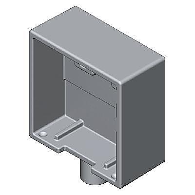 30250033_sparepart/Boîte de compteur grise