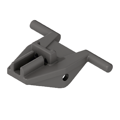 30250200_sparepart/WATER CANNON BASE GREY