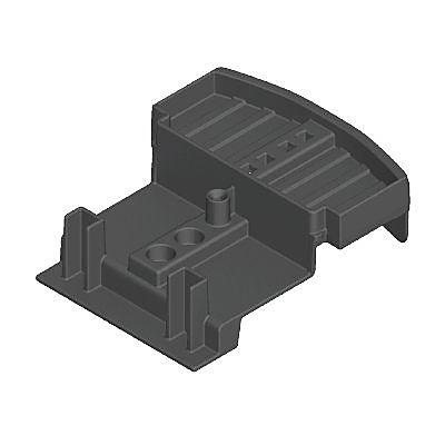 30250393_sparepart/Intérieur de coffre  gris