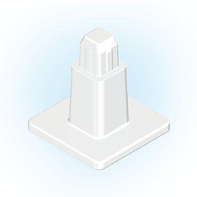 30251392_sparepart/Pied blanc de la table