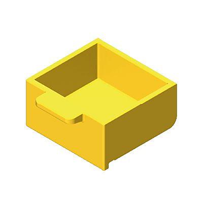 30251463_sparepart/Tiroir de bureau jaune