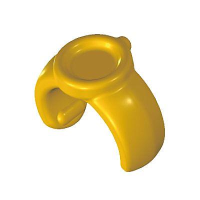30253243_sparepart/Bracelet de montre jaune