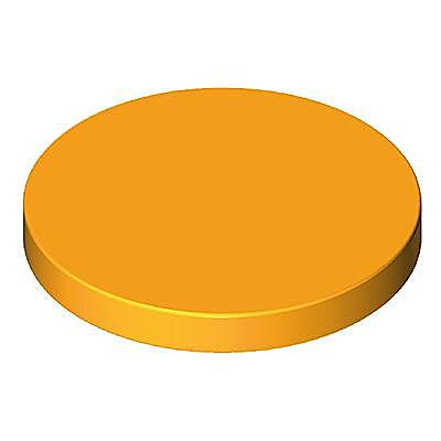 30254083_sparepart/Plateau de table jaune