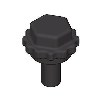 30256942_sparepart/PLUG:HYDRANT black