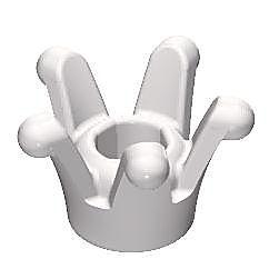 30257033_sparepart/Support du cristal (blanc)
