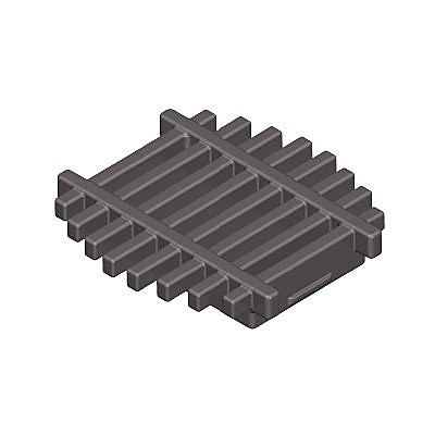 30257450_sparepart/GRILL FOR OPEN HEARTH - BLACK