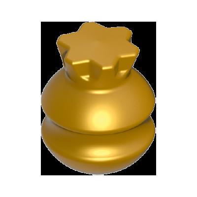 30258492_sparepart/Pièce ronde jaune