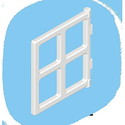 30262540_sparepart/Battant de fenêtre - fenêtre en saillie