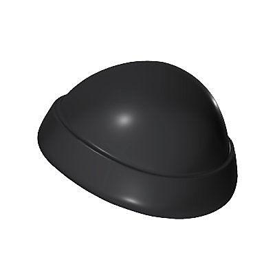30264430_sparepart/chapeau noir - tricoté