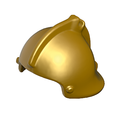 30267320_sparepart/HELMET:GLAD.GOLD