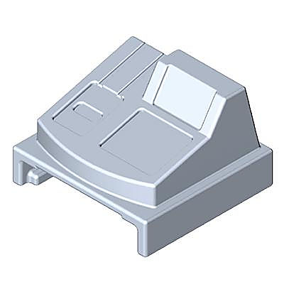 30267400_sparepart/CASH REGISTER CASING GREY