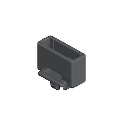 30270330_sparepart/LIGHT BAR CONNECTOR BLACK