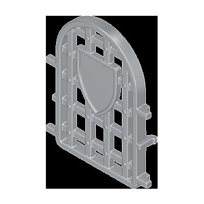 30272220_sparepart/Fenster-Gitter mit Wappen