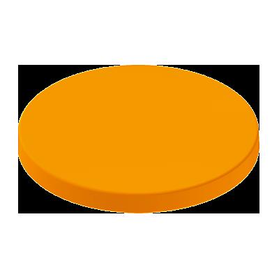 30273410_sparepart/dessus de table orange