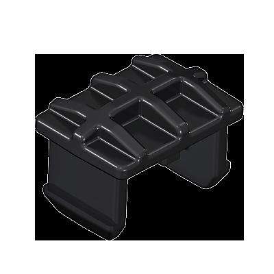 30275950_sparepart/Axe d'essieu noir
