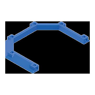 30289070_sparepart/Contour bleur demi exagonal