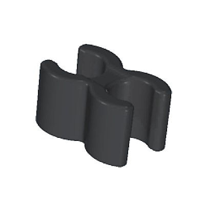 30289280_sparepart/CLIP TO JOIN 2 RODS BLACK