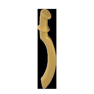 30292540_sparepart/SWORD:BENT GOLD