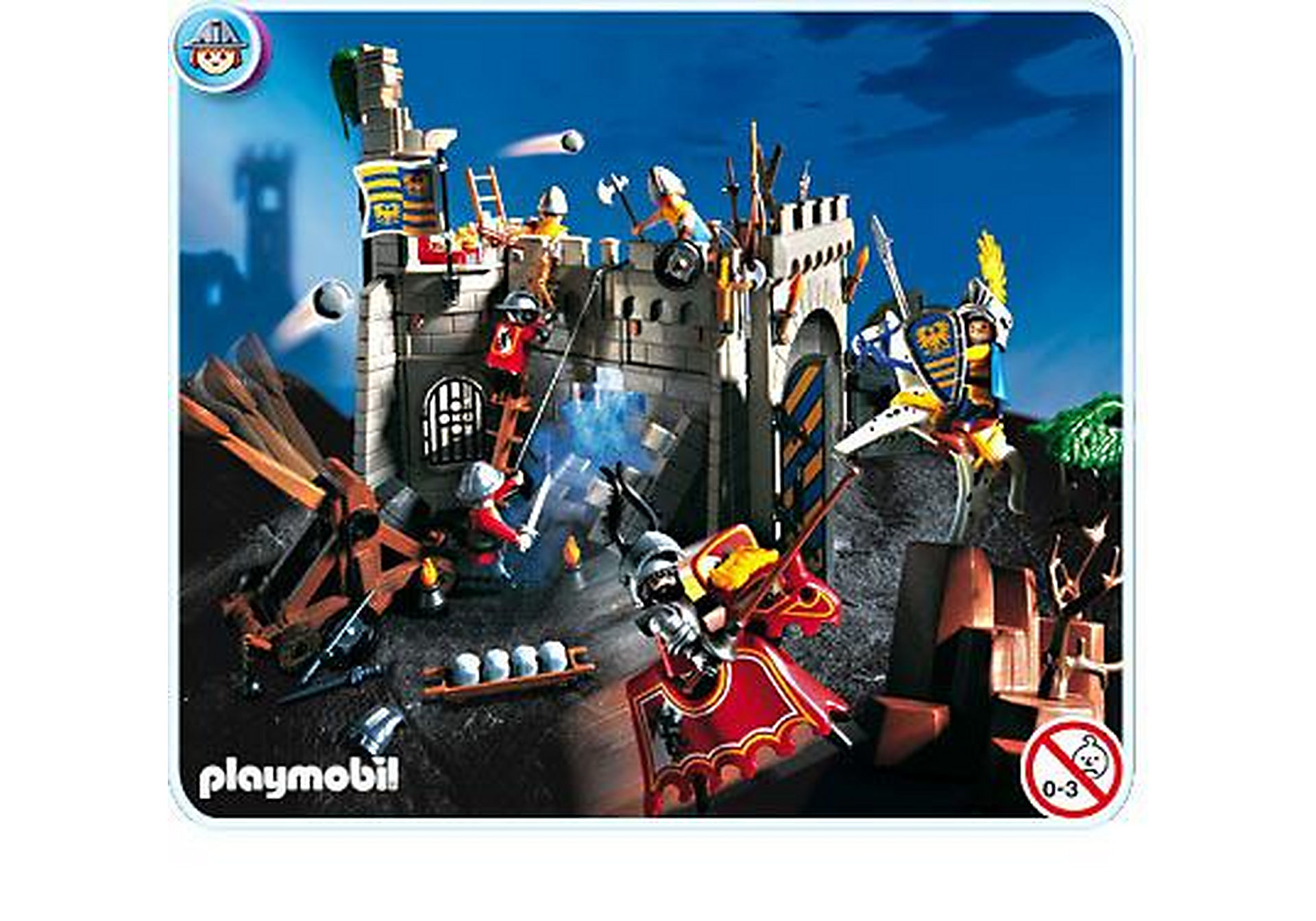 3030-A Action Pack Knights zoom image1