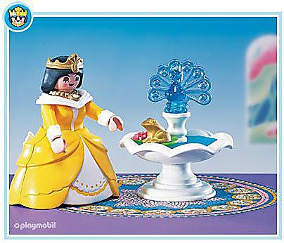 3033-A Prinzessin / Brunnen detail image 1