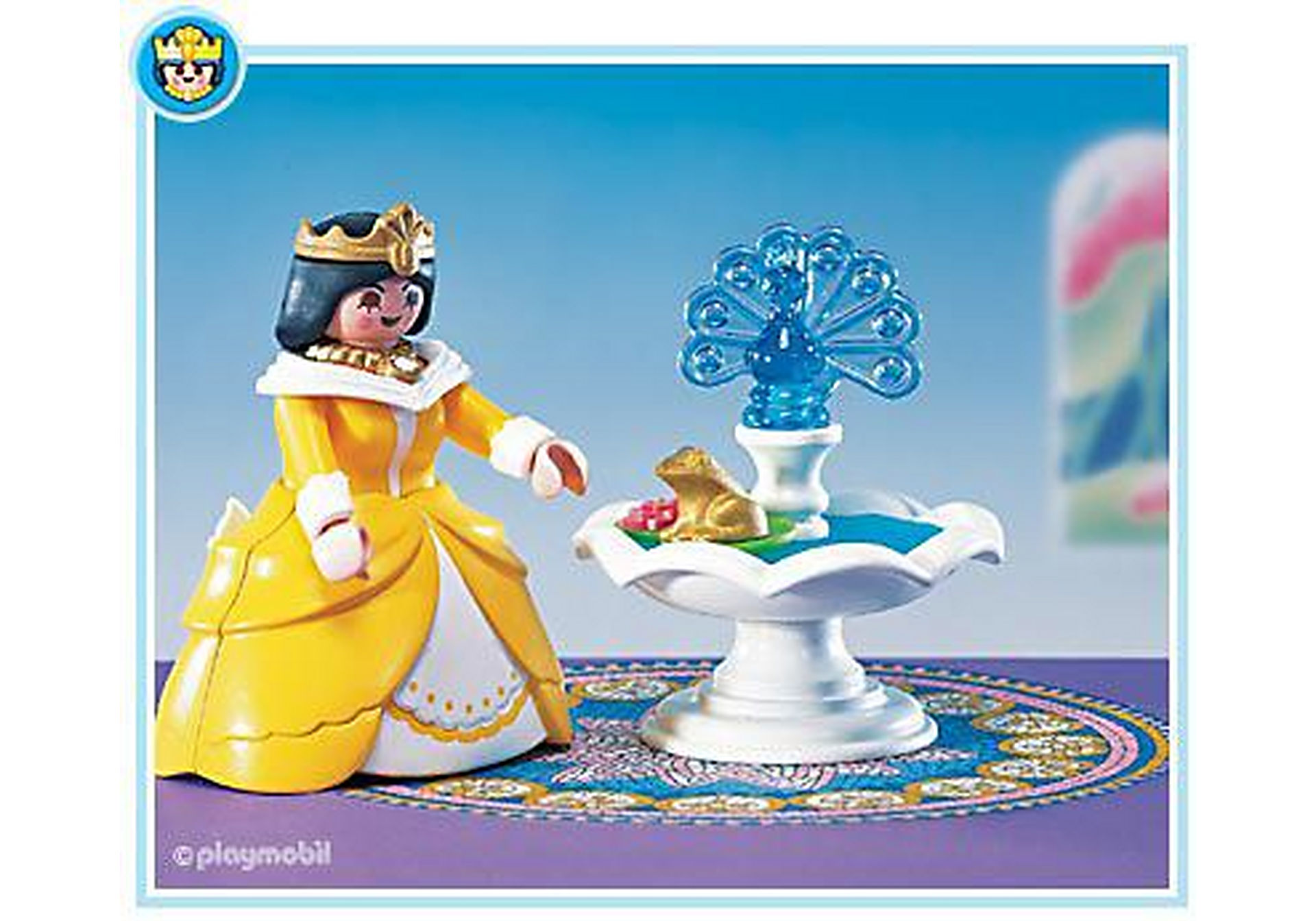 3033-A Prinzessin / Brunnen zoom image1