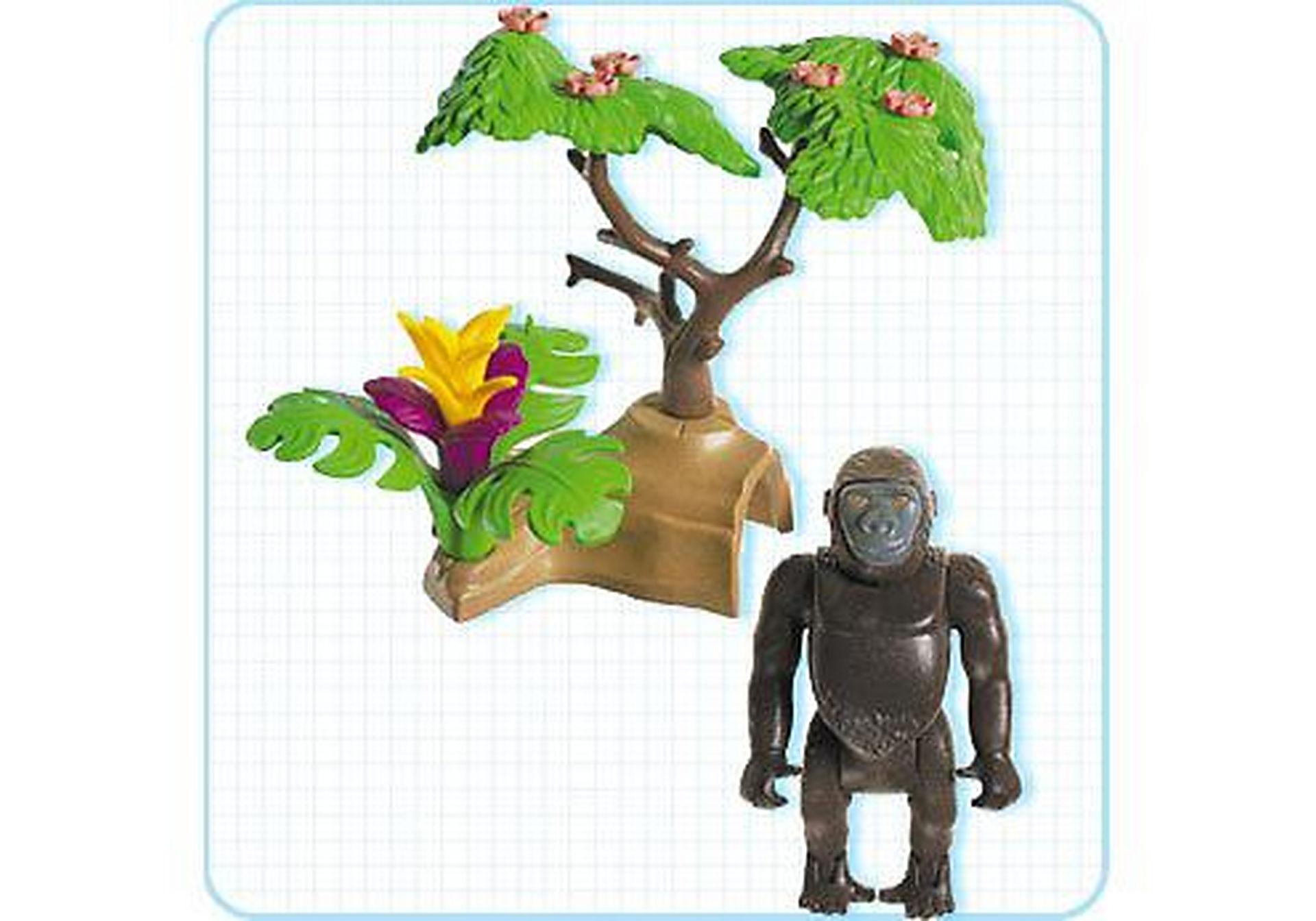 3039-A Gorilla zoom image2