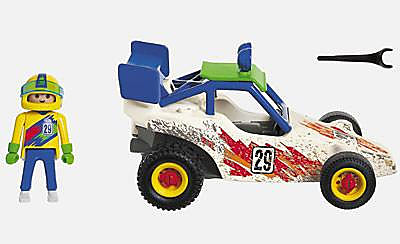 3043-A Offroad Racer detail image 2