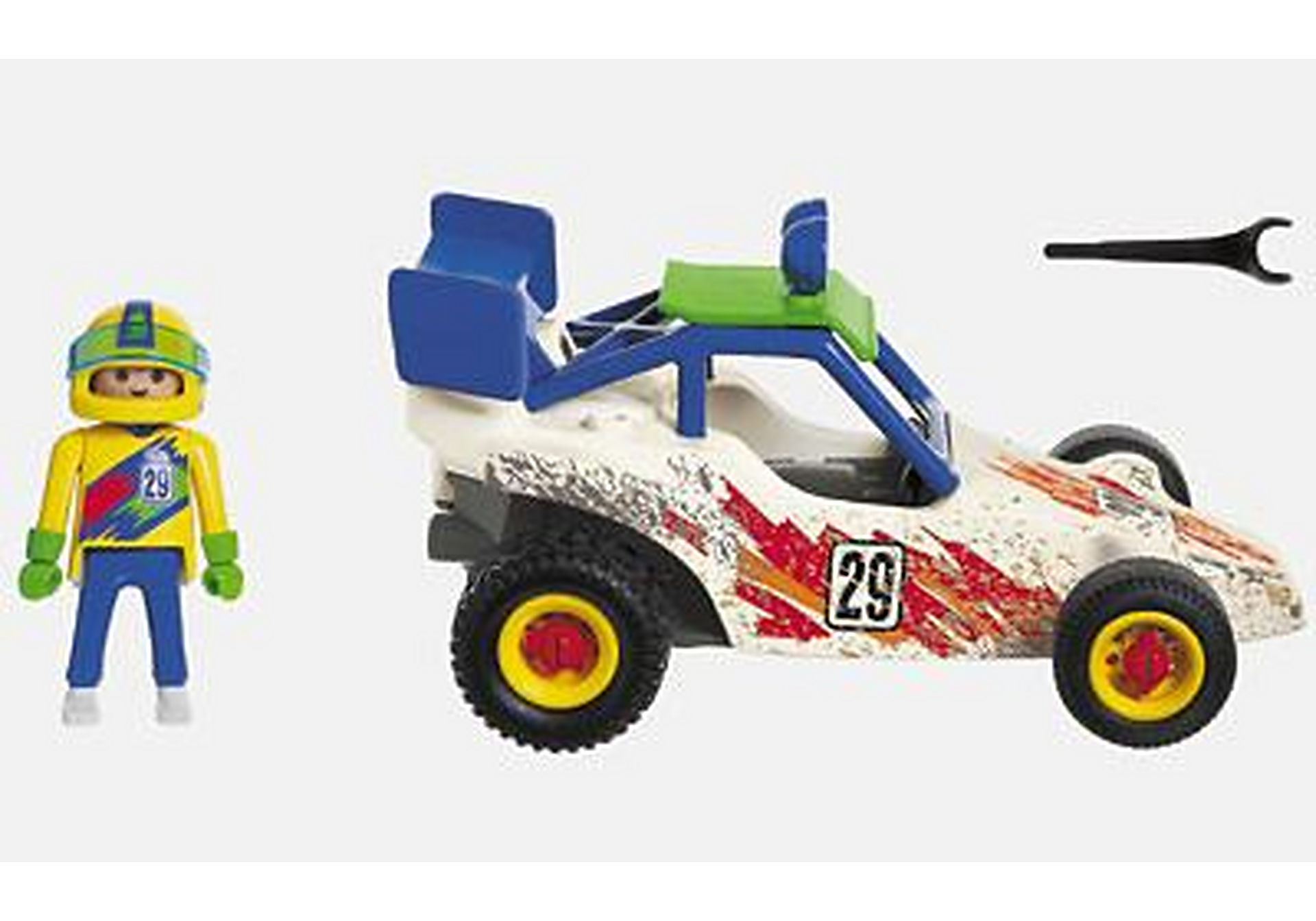 3043-A Offroad Racer zoom image2