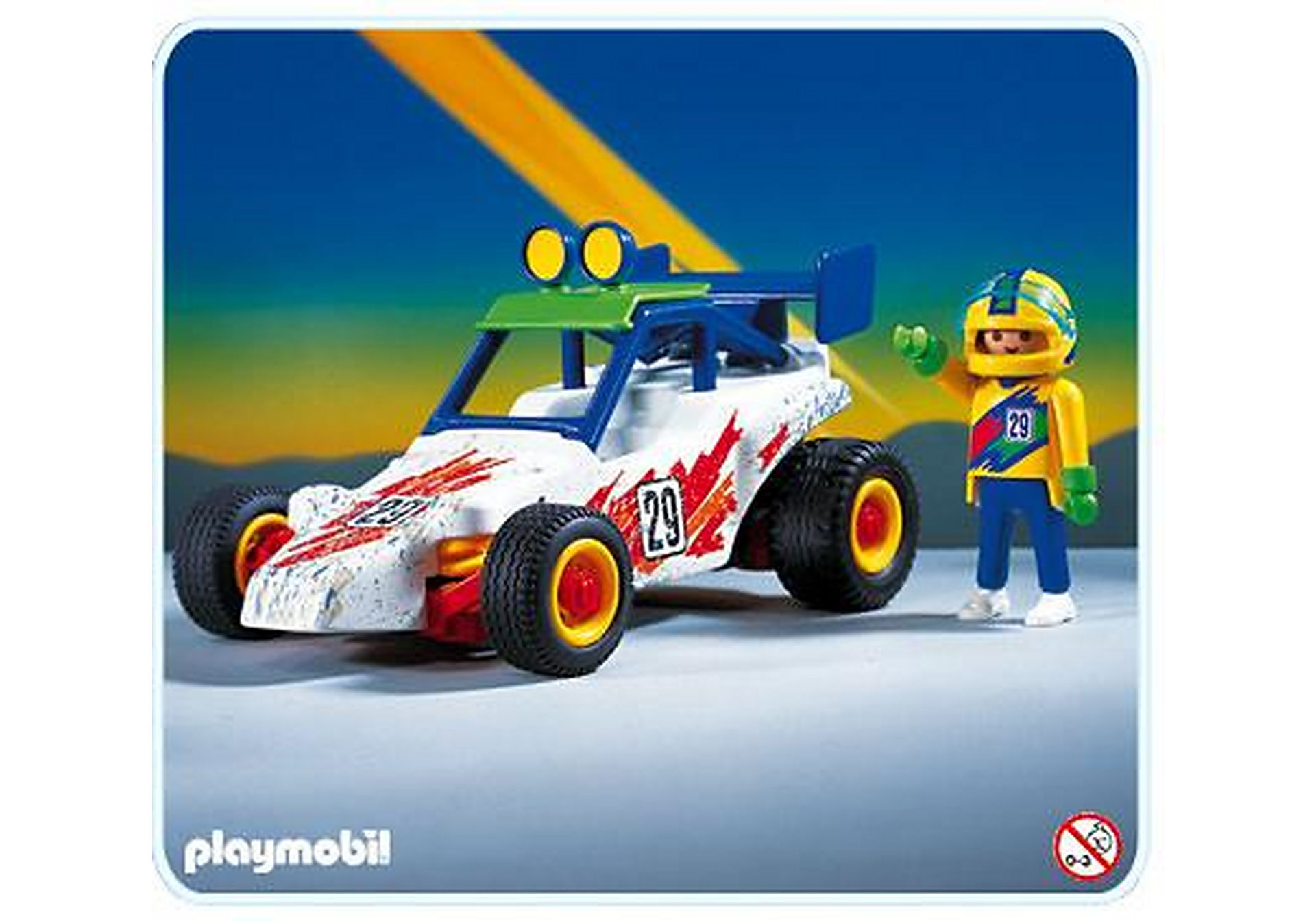 3043-A Offroad Racer zoom image1
