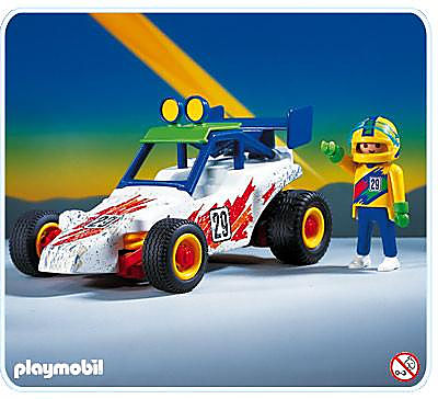 3043-A Offroad Racer detail image 1