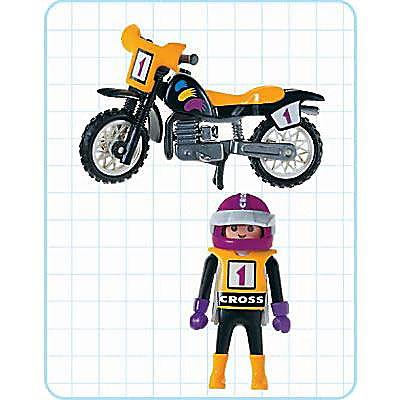 3044-A Cross-Motorrad detail image 2