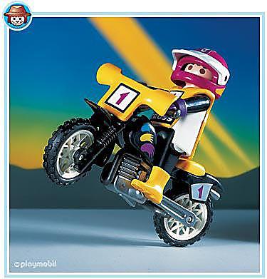 3044-A Cross-Motorrad detail image 1