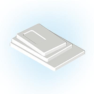 30456300_sparepart/PILE:LETTERS A4/A5 WHT