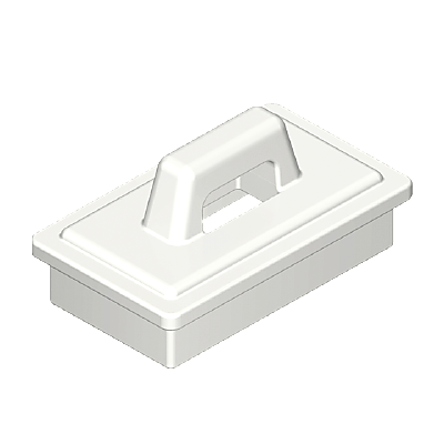 30461020_sparepart/PANEL/OVEN DRAWER  WHT