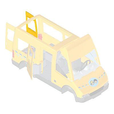 30462302_sparepart/Hotelbus-Hecktür li II