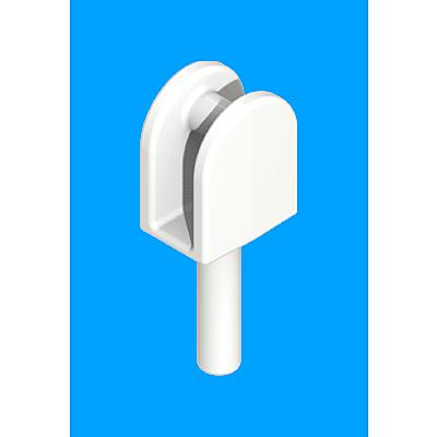 30464570_sparepart/Clip blanc de lampe