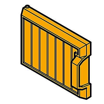 30468350_sparepart/Grande porte orange du meuble de la cuis